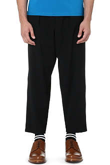 MARNI Wide-leg drawstring trousers