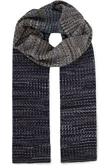 MISSONI Faded colour scarf
