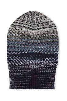 MISSONI Faded colour beanie