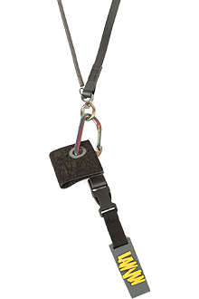 LANVIN Rock clip 8GB USB necklace
