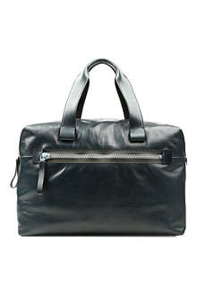LANVIN Leather weekend bag