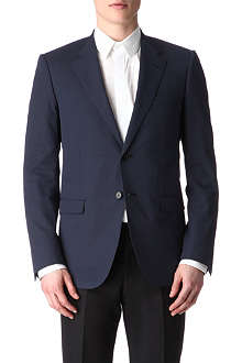 LANVIN Raw-edged blazer