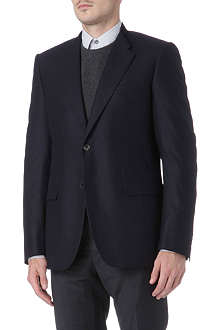 LANVIN Two-button wool blazer