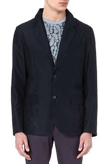LANVIN Silk and cotton-blend blazer