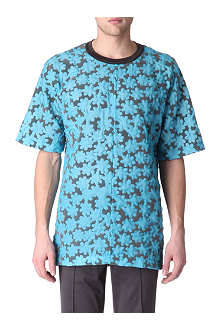 LANVIN Daisy-patterned t-shirt