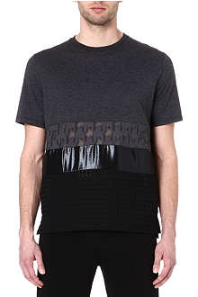 LANVIN Panelled t-shirt