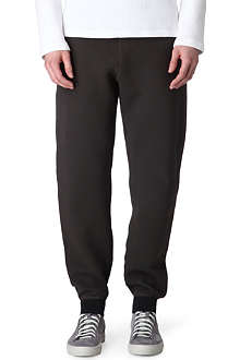 LANVIN Contrast jogging bottoms
