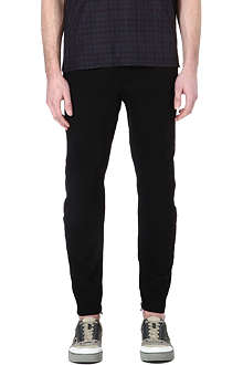 LANVIN Biker cotton trousers