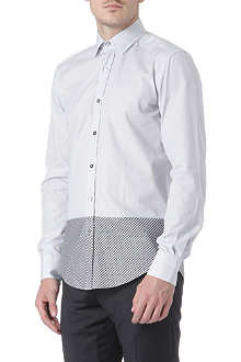 LANVIN Panel detail shirt