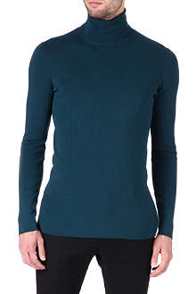 LANVIN Wool roll-neck jumper