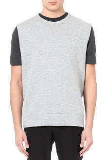 LANVIN Sleeveless sweatshirt