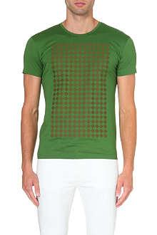JONATHAN SAUNDERS Printed saxon t-shirt
