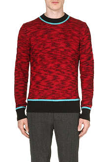 JONATHAN SAUNDERS Norton knitted jumper