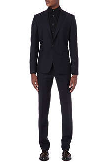 GIVENCHY Peak-lapel suit