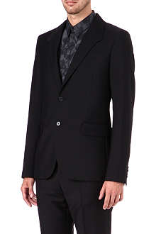 GIVENCHY Panelled two-button blazer