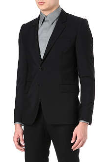 GIVENCHY Two-button doberman line blazer