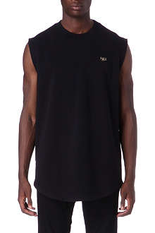 GIVENCHY 'HDG' sleeveless sweatshirt