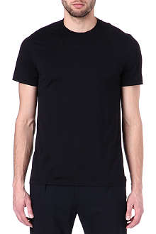 GIVENCHY Quilted-stars t-shirt
