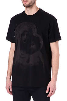 GIVENCHY Madonna star t-shirt