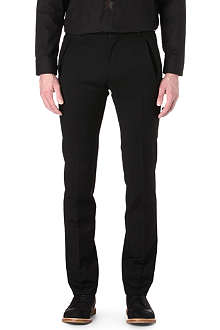 GIVENCHY Panelled-pocket trousers