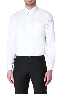 GIVENCHY Panel pocket single-cuff shirt