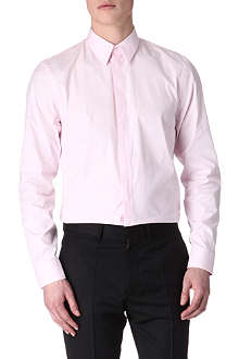 GIVENCHY Panel-collar shirt