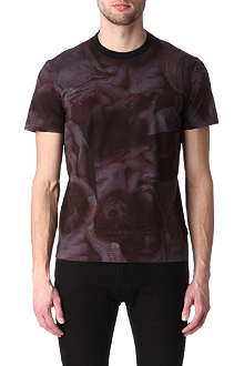 GIVENCHY All-over Madonna-print t-shirt