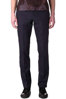 GIVENCHY Contrast panel trousers