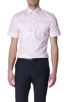GIVENCHY Storm-pocket short-sleeved shirt