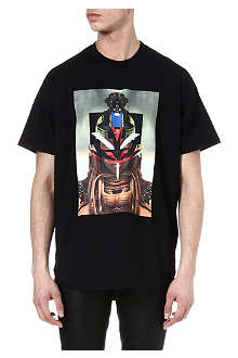 GIVENCHY Tribal face t-shirt