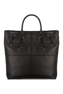 GIVENCHY Stars leather tote