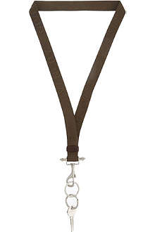 GIVENCHY Key lanyard