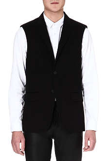 GIVENCHY Military tailored waistcoat