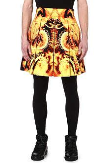 GIVENCHY Flame kilt