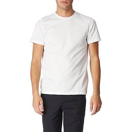 JIL SANDER Crew-neck t–shirt (White