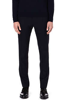JIL SANDER Slope-back trousers