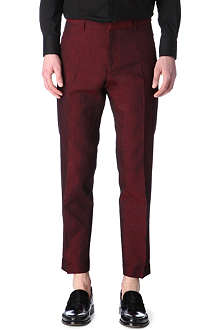 JIL SANDER Adriano slim-fit trousers