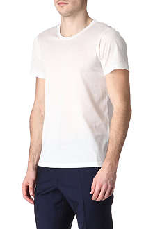 JIL SANDER Plain crew-neck t-shirt