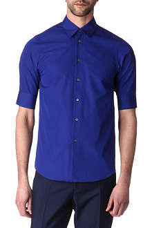 JIL SANDER Slim-fit big-cuff shirt