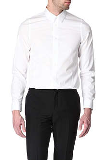 JIL SANDER Plain slim-fit shirt