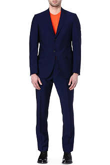 JIL SANDER Angela Antoni single-breasted three-button suit