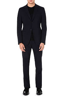 JIL SANDER Replenish regular-fit suit