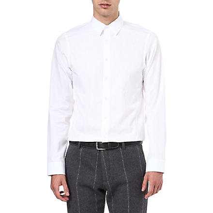 JIL SANDER Baia slim-fit shirt (White
