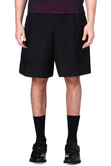 JIL SANDER Wide shorts