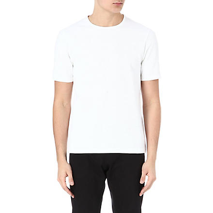 JIL SANDER Oversized plain t-shirt (White