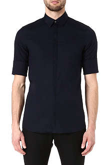 JIL SANDER Short sleeve slim shirt