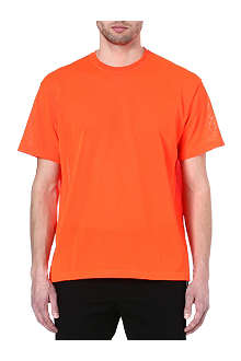 JIL SANDER Oversided fluorescent t-shirt