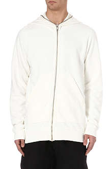 RICK OWENS DRKSHDW Basic zip up hoody