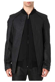 GARETH PUGH Wing-back bomber jacket