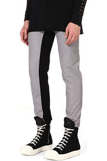 GARETH PUGH Leather trousers